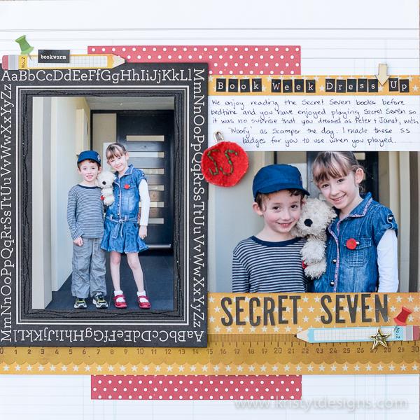 Secret Seven GIS