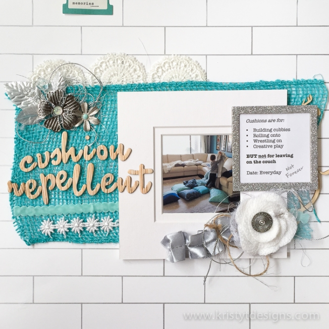 cushion repellant blog